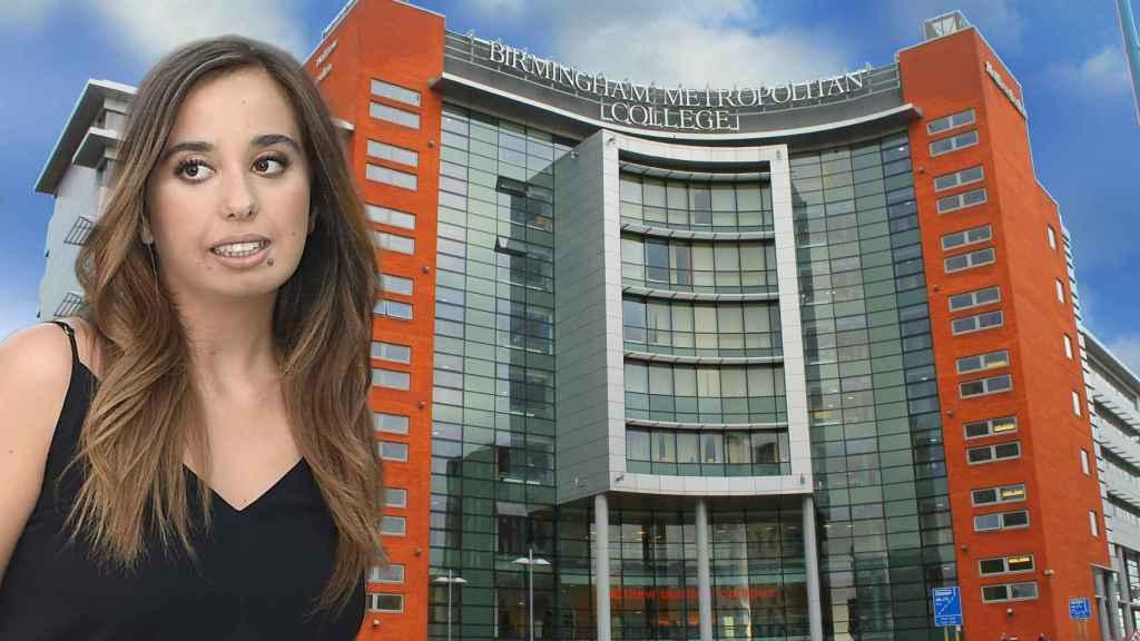 Andreíta asistirá a una de las universidad más prestigiosas de Reino Unido.