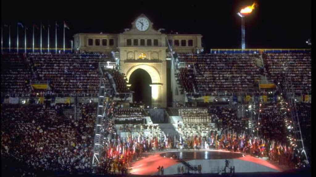 Juegos Olímpicos de Barcelona '92