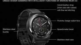 Ya puedes comprar el Huawei Watch Porsche Design