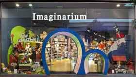 Una tienda de Imaginarium, en una imagen de archivo.