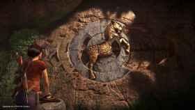 Captura de pantalla de  Uncharted: El Legado Perdido.