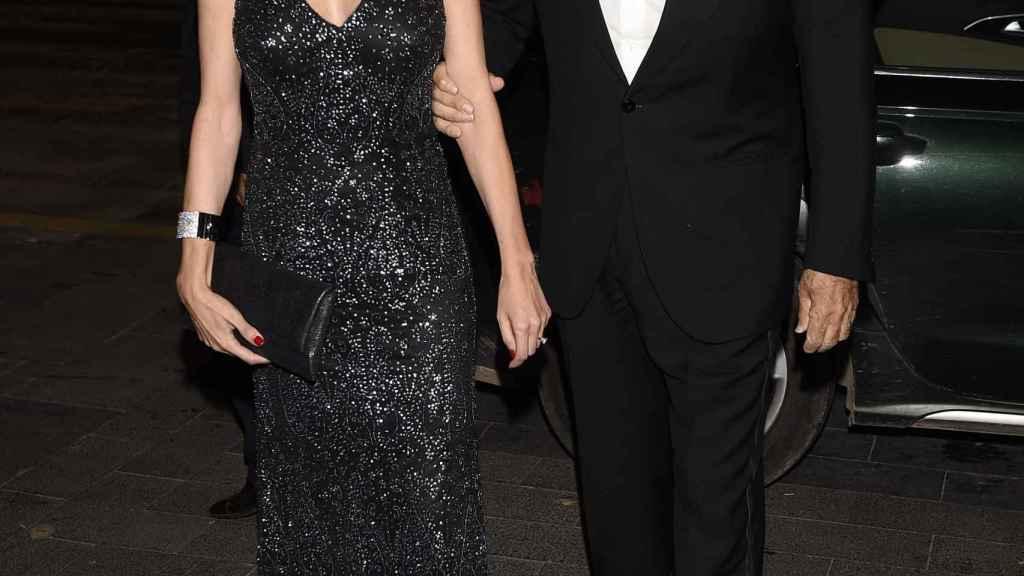 Carlos Falcó y Esther Doña, en una imagen de archivo.