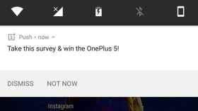 OnePlus sigue enviando notificaciones que molestan a los usuarios