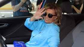 María Teresa Campos en Madrid, junio de 2017.