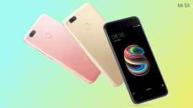 Nuevo Xiaomi Mi 5X: doble cámara con modo retrato y precio bajo