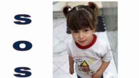 Lucía, la menor de tres años hallada muerta en Málaga.