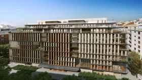 Lagasca 99, el edificio de lujo residencial de la socimi Lar.