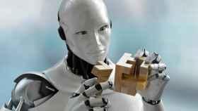 inteligencia artificial robot