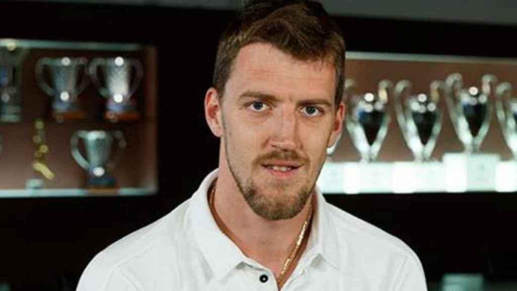 Kuzmic, nuevo jugador del Real Madrid