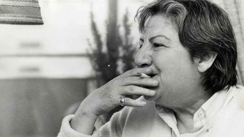 Hoy se cumplen 100 años del nacimiento de la poeta Gloria Fuertes.