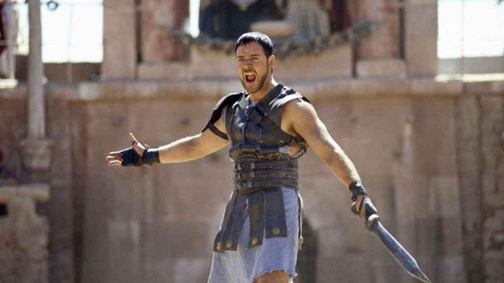 Fotograma de la Gladiator.
