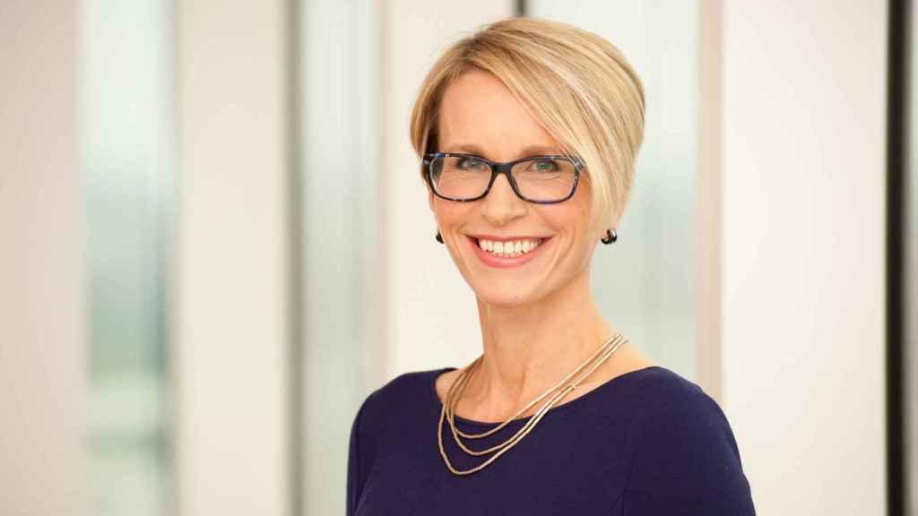 Emma Walmsley, directora general de GSK