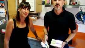Lorena Gamero perdió a su hermano José María, enfermo de silicosis, en 2015. Ismael Aragón, que también padece la enfermedad, vio cómo la dolencia se llevaba la vida de su primo. Ahora sus dos hermanos y su padre también están enfermos