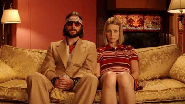 """The Royal Tenenbaums"" (2001)."