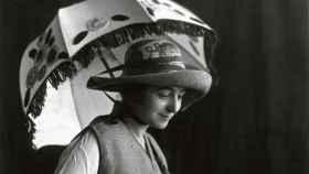 Retrato de la artista Sonia Delaunay. |Foto cortesía del Museo Thyssen-Bornemisza.