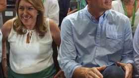 Pedro Sánchez se sentó junto con Susana Díaz en la clausura del 13º Congreso del PSOE-A