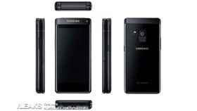 Samsung recupera el móvil de concha, filtradas nuevas imágenes