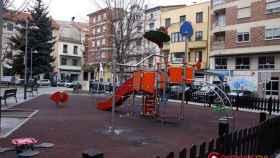 Zamora parques infantiles 3