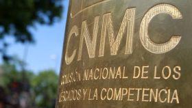 Logo de la de de la CNMC en Madrid, en una imagen de archivo.