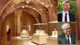 Desde Sijena piden la imputación de Santi Vila y Lluís Puig y la devolución de las obras del Museo de Lérida.