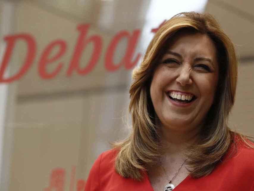 Susana Díaz. EFE.