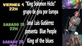 cartel boecillo festival jazz valladolid 1