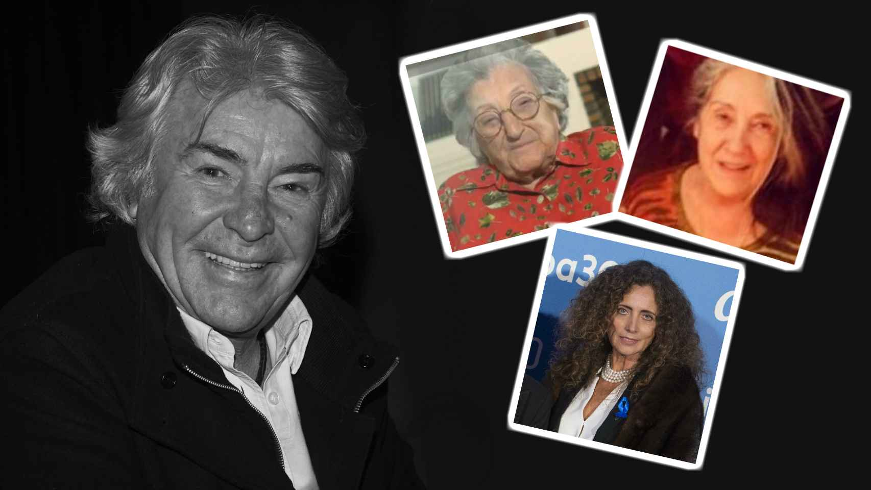 Las Tres Mujeres Más Importantes De La Vida De ángel Nieto Lloran Su Muerte