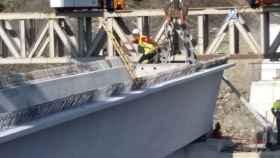 Zamora adif viaducto otero alta velocidad 1