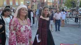 Desfile de la Feria Renacentista de Medina del Campo (1)