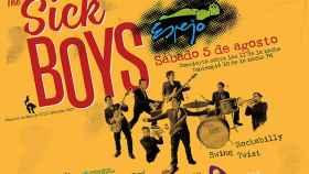 almarza-sick-boys-concierto