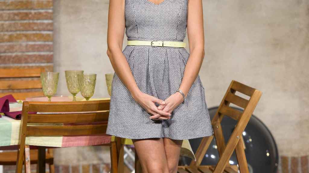 Melani Olivares está orgullosa de sus curvas postembarazo.