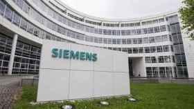 Una sede de Siemens en una imagen de archivo.