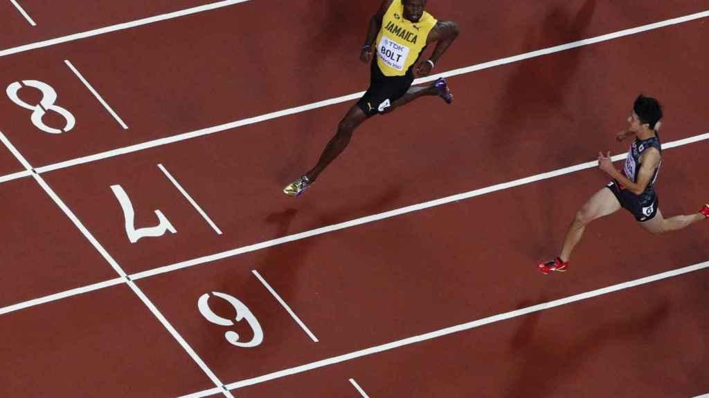 El velocista jamaicano, de 30 años, disputará este domingo su último 100 en un Mundial.