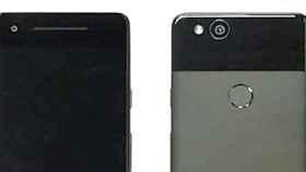 Imagen oficial del Google Pixel 2 y se confirma lo peor: adiós al jack de 3,5 mm
