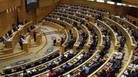 Una imagen del Senado