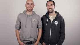 Los dos cofundadores y consejeros delegados de Typeform.