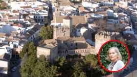 El castillo de Montemayor se empezó a construir en el siglo XIV.