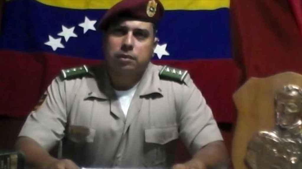 Juan Carlos Caguaripano Scott en un vídeo publicado en 2014.