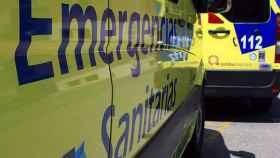ambulancia 112