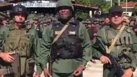 El comandante general del Ejército venezolano, Jesús Suárez Chourio.