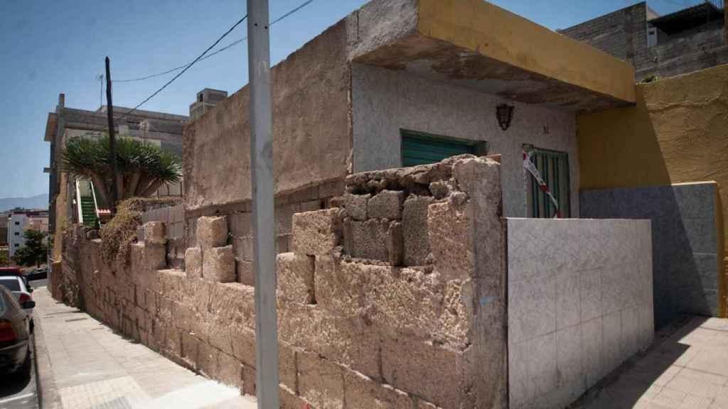 La vivienda donde ocurrieron los hechos había sido okupada.