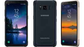 Samsung Galaxy S8 Active, más resistente y con Snapdragon 835