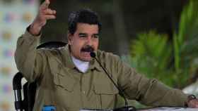 El presidente venezolano, durante la emisión del programa 'Los domingos con Maduro'