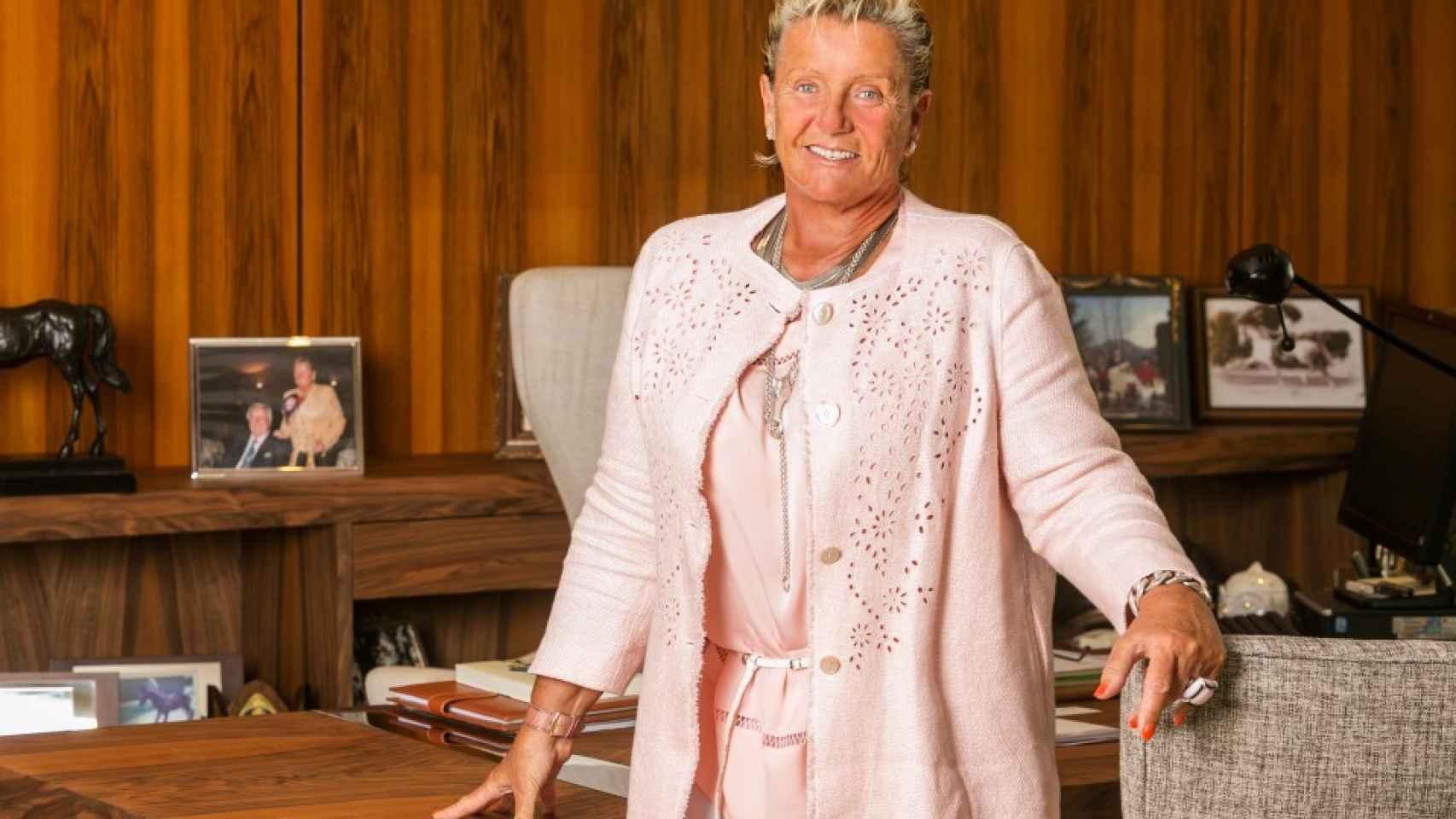 María José Álvarez, presidenta de Eulen