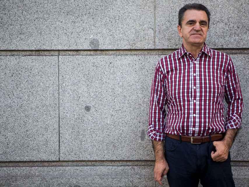 José Manuel Franco, este martes en Madrid.