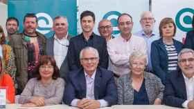'Actúa', la plataforma de Llamazares y Baltasar Garzón, se registra como partido