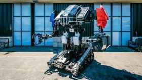 Eagle One, el robot americano que luchará contra su rival japonés