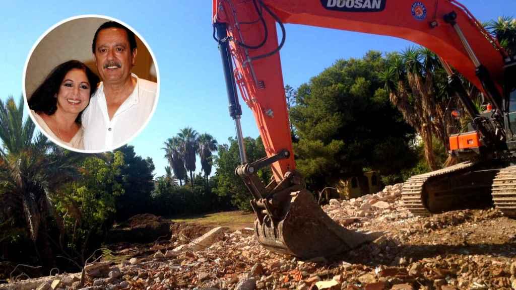 Escombros de Mi Gitana.