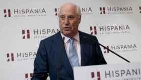 Rafael Miranda, presidente de Hispania.