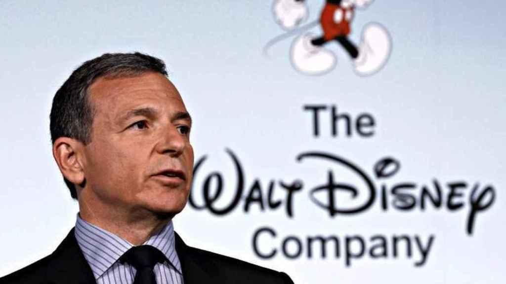 Robert Iger, CEO de Disney.